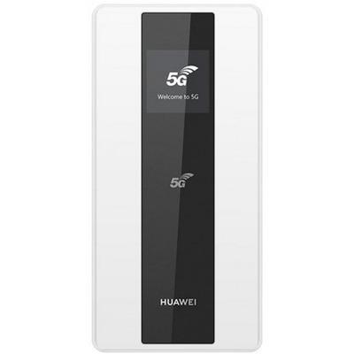 Huawei E6878-870 5G Mobile MiFi Router White Diverse hardware
