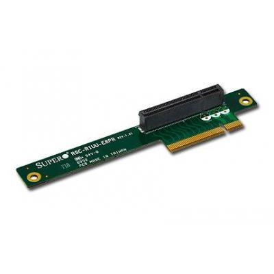 Supermicro RSC-R1UU-E8PR, UIO, PCI-E Interfaceadapter