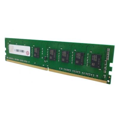 QNAP RAM-4GDR4A0-UD-2400 RAM-geheugen - Zwart, Groen