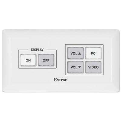Extron MLC 55 RS EU V Drukknop-panel