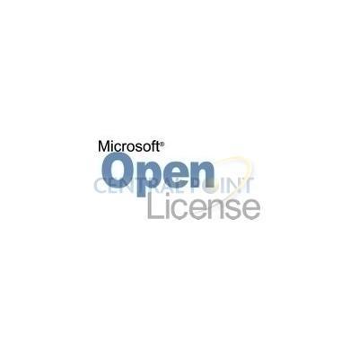 Microsoft 126-00361 software licentie