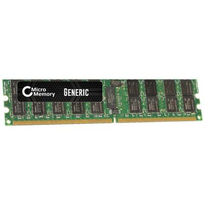 CoreParts 4GB, DDR2, 667MHZ RAM-geheugen