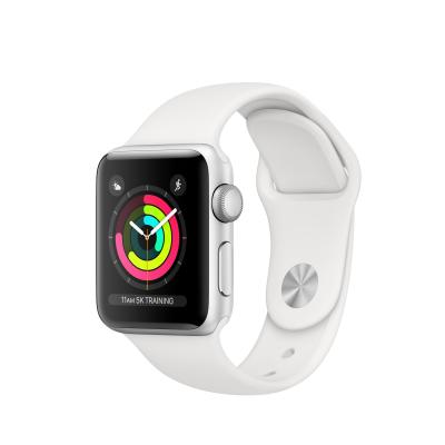 Apple Series 3 Silver Aluminium 38mm Smartwatch