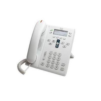 Cisco IP telefoon: Unified IP 6941 - Zwart