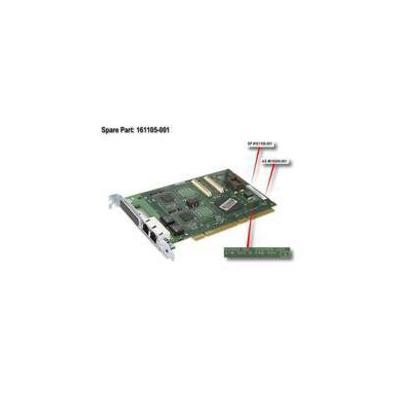 HP NIC PCI64 DUAL 10/100 I-B Power supply