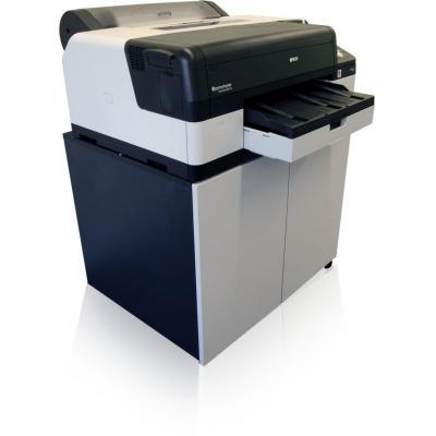 Epson printerkast: Cabinet for Stylus Pro 4900 - Zwart, Wit