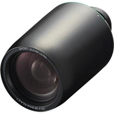 Panasonic projectielens: ET-SW53 Short Zoom Lens - Zwart