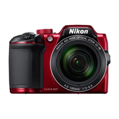 Nikon digitale camera: COOLPIX B500 - Rood