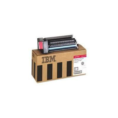 InfoPrint Cartridge for IBM Color 1354/1454/1464, Magenta, 6000 Pages Toner