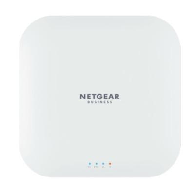 Netgear WAX218 Dual-Band AX3600 WiFi 6 PoE Powered Access point - Wit