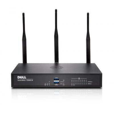 Dell firewall: SonicWALL TZ500