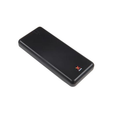 Xtorm 20000 mAh, Li-Polymer, 1x USB-C PD, 18W , 2x USB QC 3.0 Powerbank - Zwart
