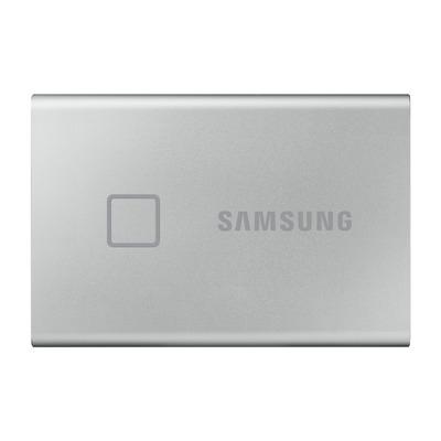 Samsung T7 Touch 500GB - Zilver