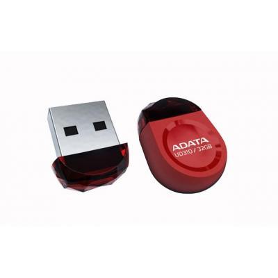 Adata USB flash drive: 8GB UD310 - Rood