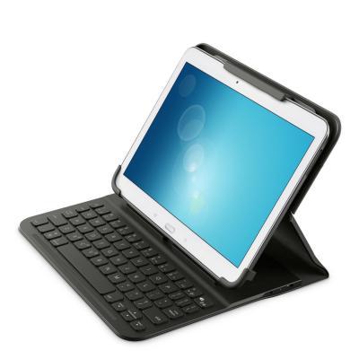 Belkin QODE mobile device keyboard - Zwart, QWERTY