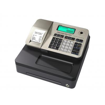 Casio kassa: SE-S100 kleine lade