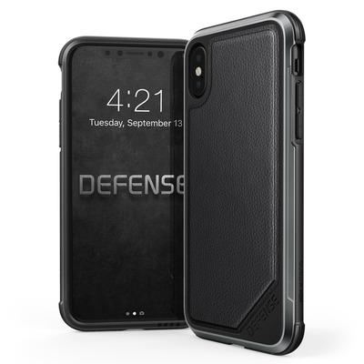 X-Doria 460736 Mobile phone case - Zwart