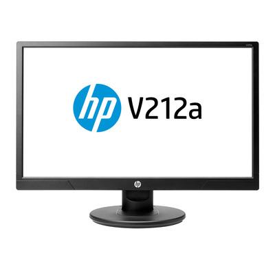 HP V212a Monitor - Zwart
