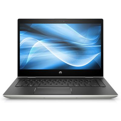 HP ProBook x360 440 G1 Laptop - Zwart, Zilver - Renew