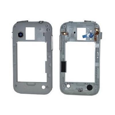 Samsung mobile phone spare part: S5360 Galaxy Y, silver