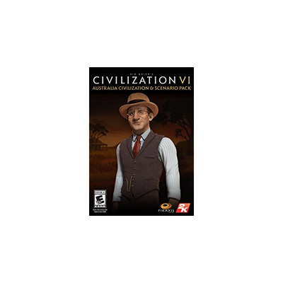 2k : Sid Meier's Civilization VI Australia Civilization & Scenario Pack