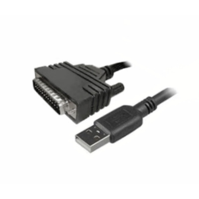 Honeywell MX9051CABLE, MX9 Charge/Comm Interface Cable Seriele kabel - Zwart