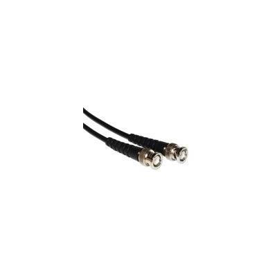 Intronics coax kabel: RG-58 Patchkabels zwart 50 Ohm