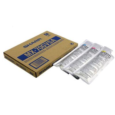 Sharp MX-70GVSA ontwikkelaar print