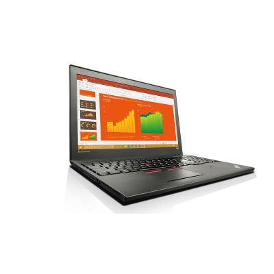 Lenovo laptop: ThinkPad T560 - Zwart