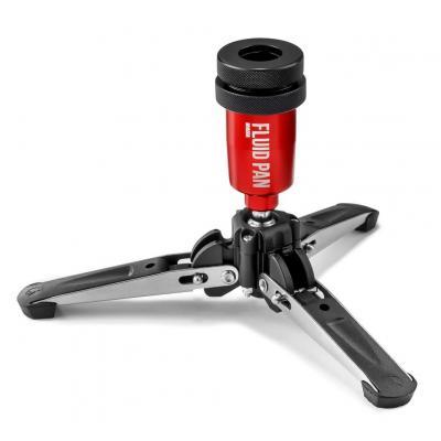 Manfrotto statief accessoire: Max. 8kg, 0.38kg, black/red - Zwart, Rood