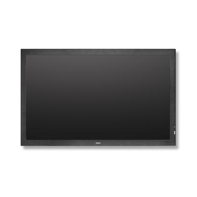 NEC MultiSync E705 SST Public display - Zwart
