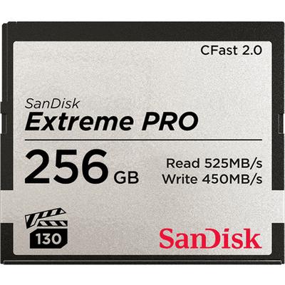 SanDisk Extreme Pro Flashgeheugen - Zwart,Zilver