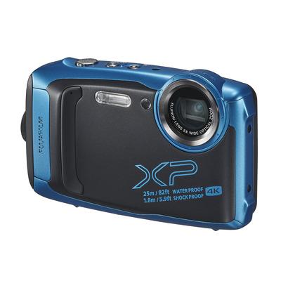 Fujifilm FinePix XP140 Digitale camera - Zwart, Blauw