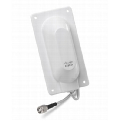 Cisco antenne: Wall mount indoor/outdoor antenna 2.4GHz, 5 Dbi