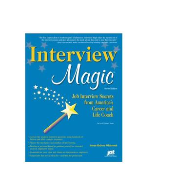 Jist publishing boek: Interview Magic - eBook (PDF)