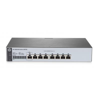 Hewlett packard enterprise switch: 1820-8G - Grijs