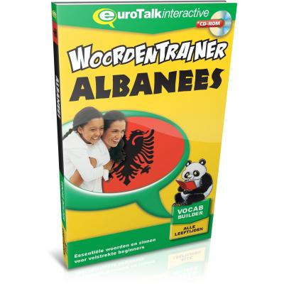 Eurotalk educatieve software: Woordentrainer, Albanees