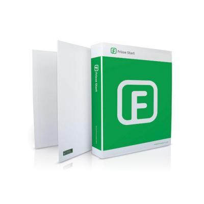 Biella prikbord: Presentatieringband FSC 4D 50mm wit