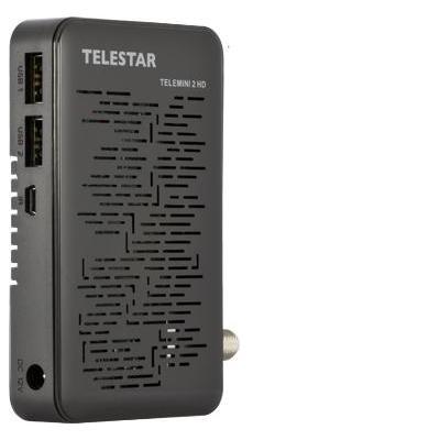 Telestar ontvanger: TELEMINI 2 HD - Zwart