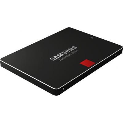 Samsung SSD: 860 Pro 256 GB - Zwart