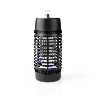 Nedis Electrische Insectenlamp, 3 Watt, LED, Zwart Muggen/insecten killer