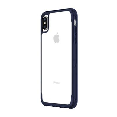 Griffin Survivor Clear Mobile phone case - Blauw, Transparant