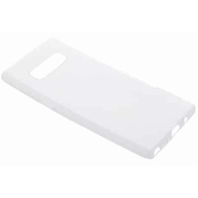 Nature Backcover Samsung Galaxy Note 8 - Transparant / Transparent Mobile phone case