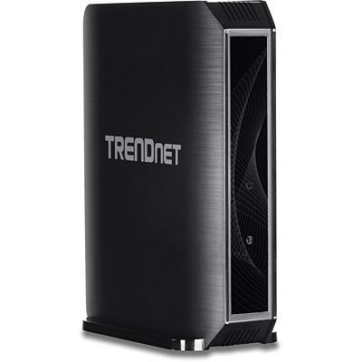 Trendnet TEW-823DRU Wireless router - Zwart