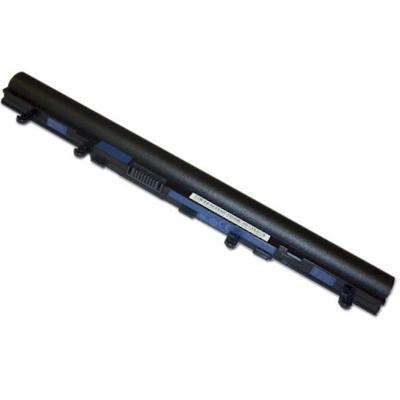 Acer batterij: Battery - Zwart