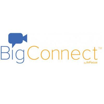 Infocus software: BigConnect - VIDEOGESPREKSSOFTWARE VOOR UW PC