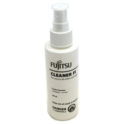Fujitsu reinigingskit: F1 100ml - Wit