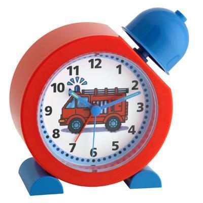 Tfa wekker: 60.1011.05 - Children's alarm clock - Blauw, Rood