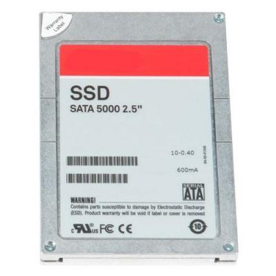 "Dell SSD: Solid State Drive – 1.92TB SATA 6Gbps 6.35 cm (2.5"") , 3.5 HYB carr, Read Intensive PM863 - Grijs"