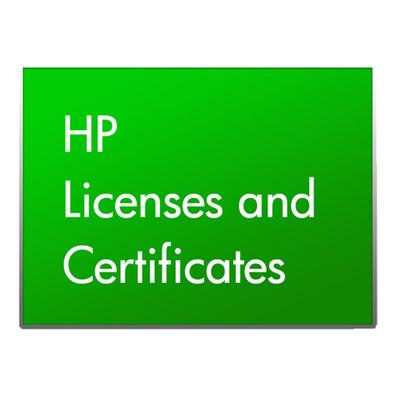 Hewlett Packard Enterprise MSA Remote Snap Software LTU Software licentie